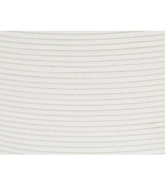 Бял шнур Шамбала 0.8, 1мм.