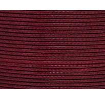 Тъмно червен шнур 0.5, 0.8, 1мм.